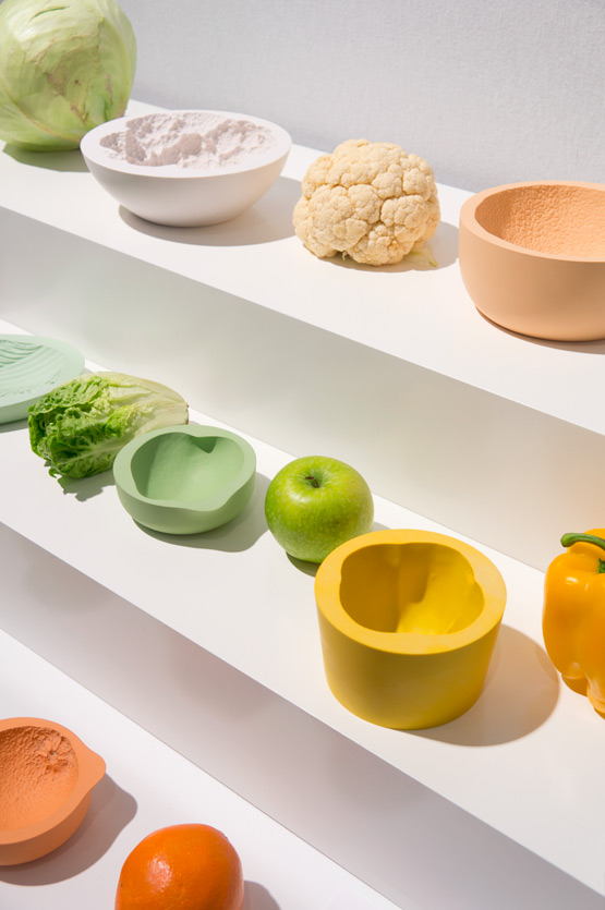 JOELIX.com | PCM Reversed Volumes by mischer'traxler at Maison et Objet Paris 2014