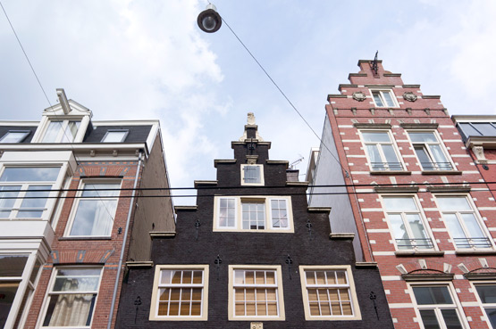 JOELIX.com | Amsterdam gable galore