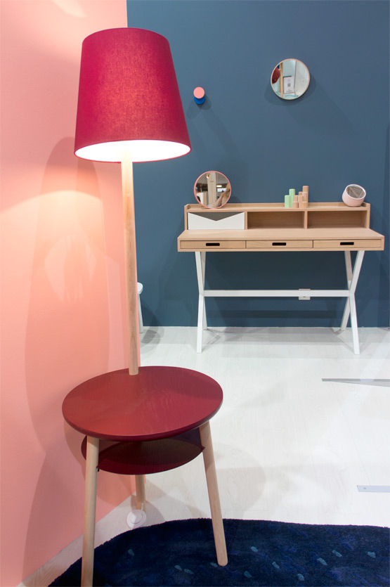 JOELIX.com | Hartô design French furniture for a happy home from Maison & Objet Paris 2015