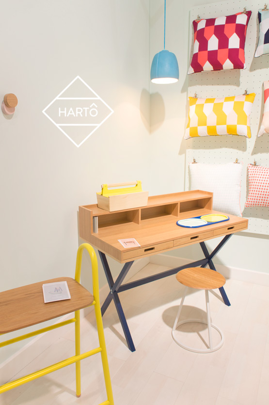 JOELIX.com | Hartô design French furniture for a happy home from Maison & Objet Paris 2014