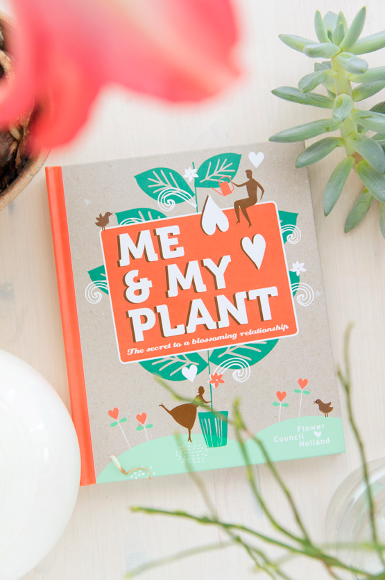 JOELIX.com | Me & My Plant book by Snor
