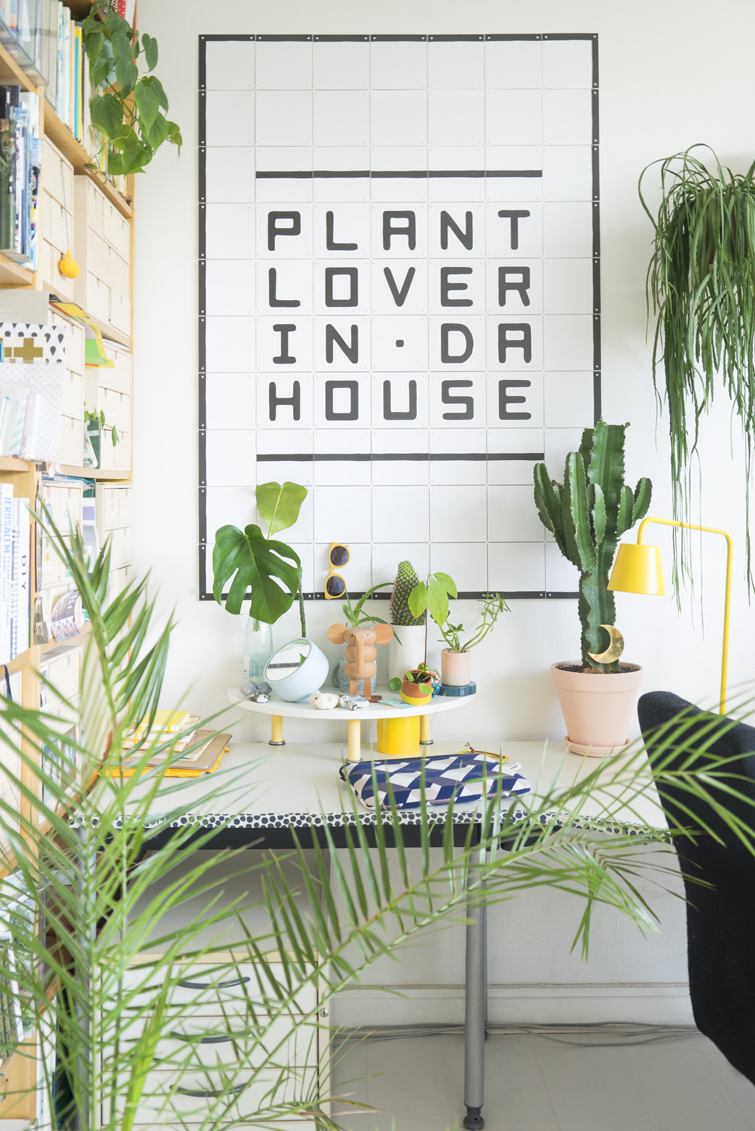 JOELIX.com | Urban Jungle Bloggers - Plant Lover in da House