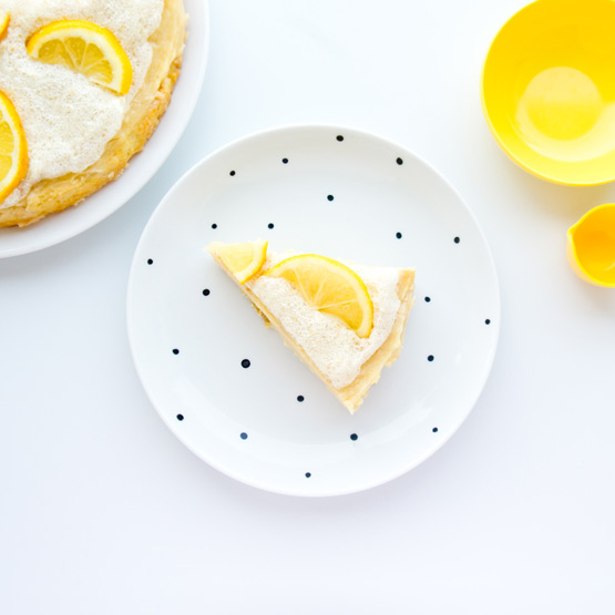 JOELIX.com | Sugarfree lemon meringue pie