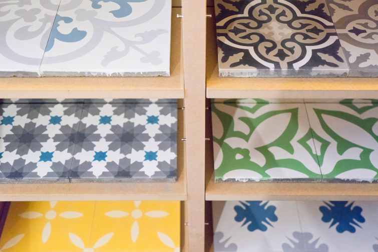 JOELIX.com | Mosaista tiles in Madrid