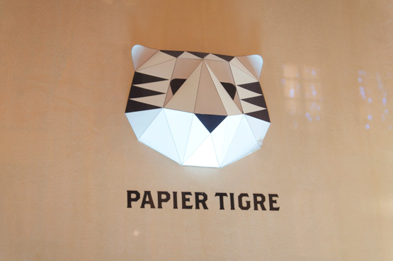 JOELIX.com | Papier Tigre in Paris