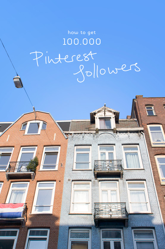 JOELIX.com | How to get 100000 Pinterest followers