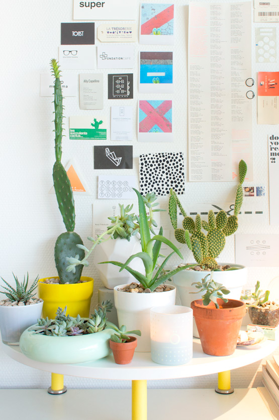 JOELIX.com | Plants in my home office