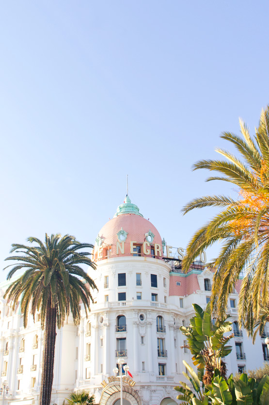 JOELIX.com | Le Negresco in Nice