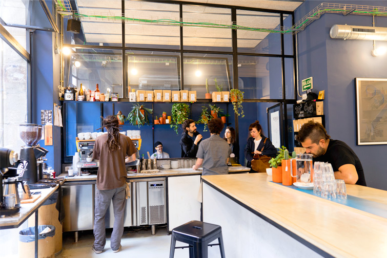 JOELIX.com | Satan's Coffee Corner in Barcelona