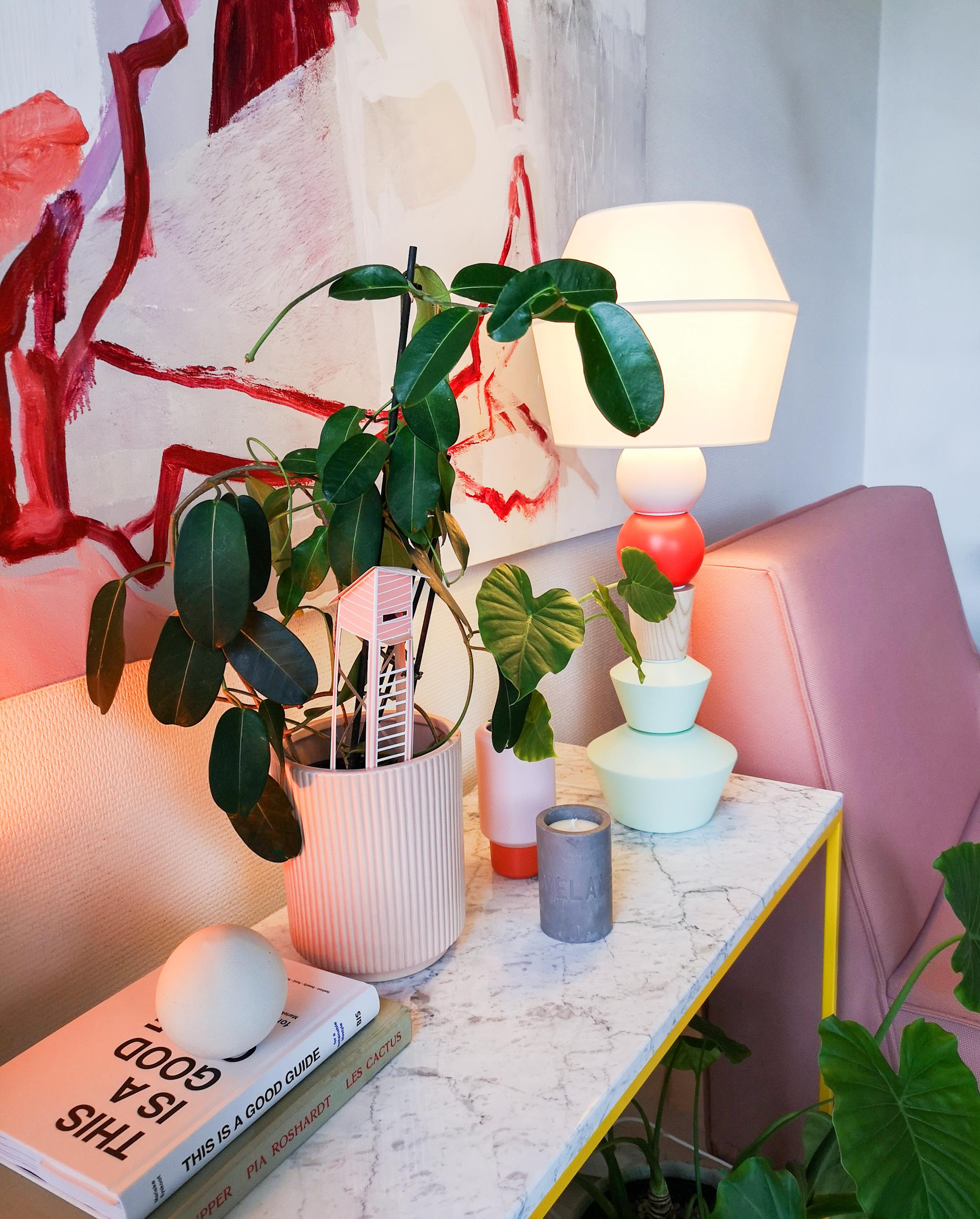 JOELIX.com - Cubit lamp totem