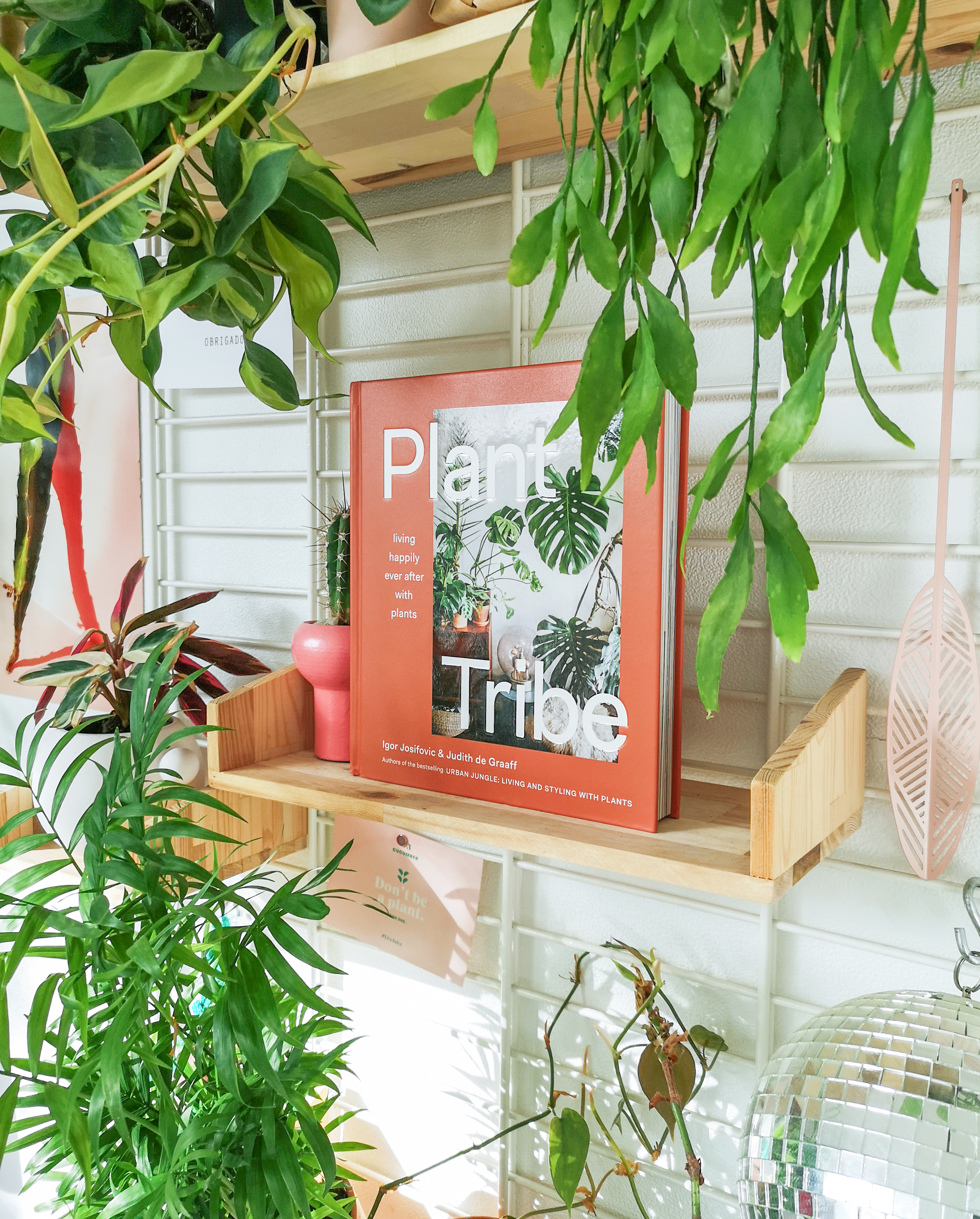 JOELIX.com | Plant Tribe book by Urban Jungle Bloggers