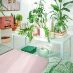 JOELIX.com | Cubit steel table in grey with plants #urbanjunglebloggers