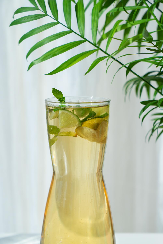 JOELIX.com Mojito alcohol free mojithé mint icea tea GreenMa