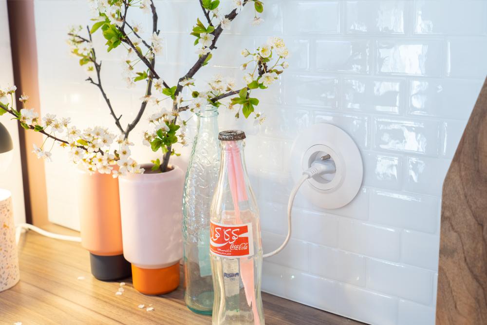 JOELIX.com | kitchen backsplash update with #smarttiles